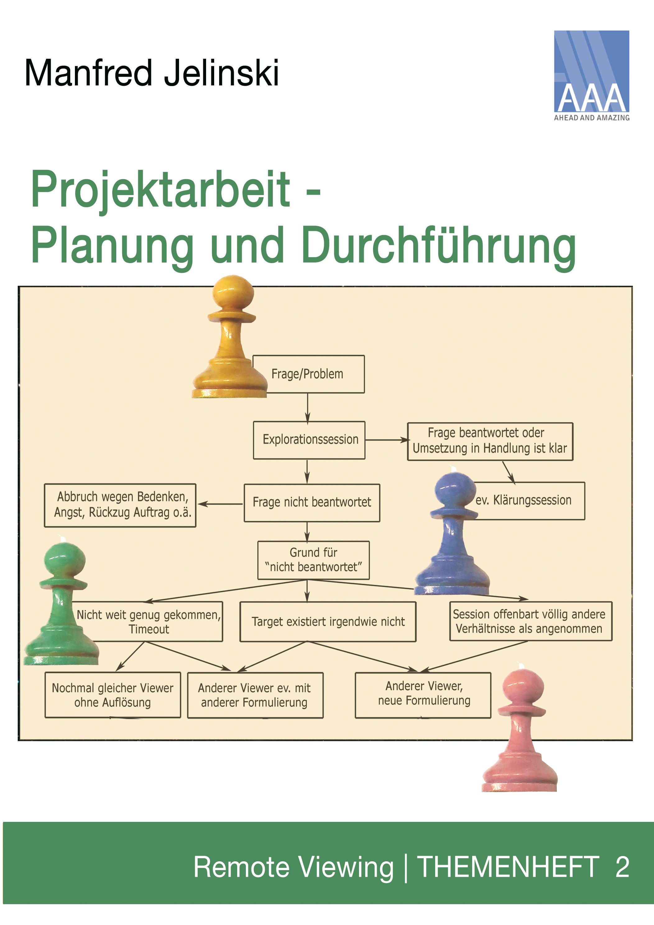 RV-THEMENHEFT 2 | Projektarbeit - Planung und Durchführung